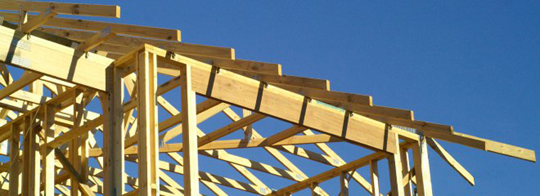 Precise prefabs products roof trusses floor trusses for Cost to install trusses